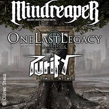 Mindreaper, One Last Legacy, Purify