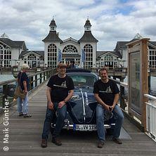 Mit dem Käfer um die Ostsee - Live-Vortag - Multivisions-Show in BAD NENNDORF * Kurtheater,