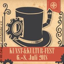 Mit Zahnrad & Zylinder II - Kunst- und Kulturfest in Meißen