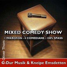 Mixed Comedy Show - Emsdetten in EMSDETTEN * C-Dur Musik&Kneipe,