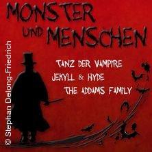 Monster & Menschen - Die Musical Show