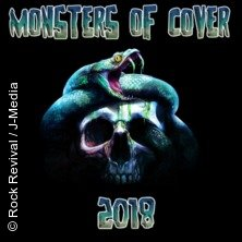Monsters Of Cover 2018 - Gießen /Finest Rock + Metal Covers