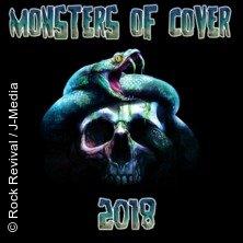 Monsters Of Cover 2018 - Gießen /Finest Rock + Metal Covers in GIESSEN * Messe Gießen / Hessenhallen,