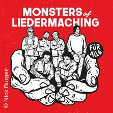 Monsters Of Liedermaching: Für Alle - Tour 2018 in WÜRZBURG * Posthalle,