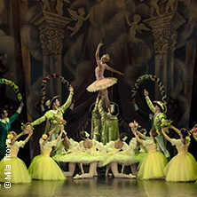 Moscow State Ballett - Dornröschen in SAARBRÜCKEN * Congresshalle Saarbrücken