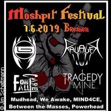 Moshpit Festival in BREMEN * Kulturzentrum Schlachthof