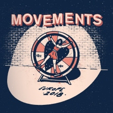 Movements - Europe 2018 in STUTTGART * Keller Klub,