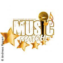 Music Match - Die MyTvplus HitCharts in DRESDEN * Club Standesamt,