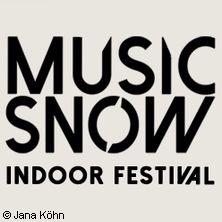 Music Snow Festival - MEGA Indoor Festival Leipzig