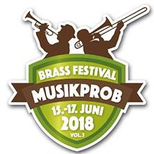 Bild für Event MUSIKPROB Brass-Festival