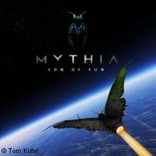 Mythia_Son Of Sun ... A Space Opera in DÜSSELDORF * Werft 77 Hall / Artport Reisholz,