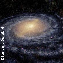 Im Nachtflug durch die Galaxis - Planetarium Hamburg