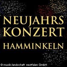 Neujahrskonzert Hamminkeln 2019
