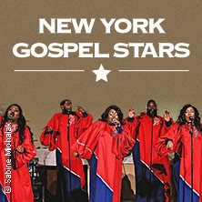 New York Gospel Stars in POTSDAM * Friedenskirche Sanssouci,