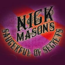 Nick Mason's Saucerful Of Secrets in HAMBURG * Laeiszhalle Hamburg, Großer Saal