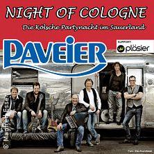 Night of Cologne mit Paveier & Pläsier