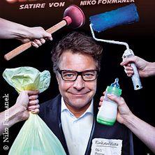Niko Formanek: Gleich Schatz! in DÜSSELDORF * Takelgarn Theater,