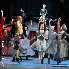 Der Nussknacker - Eine Weihnachtsgeschichte | Theater, Oper und Orchester Halle in HALLE * Oper Halle,