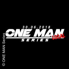 One Man Series in HAMBURG * Sporthalle Si,