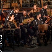 Orquesta Típica Andariega in NÜRNBERG * Kulturwerkstatt Auf AEG,