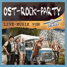 Ost-Rock-Party - Kulturhaus Niederau