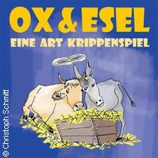 Ox & Esel - HIN & WEG Theater Wiesbaden in WIESBADEN * HIN & WEG Theater,