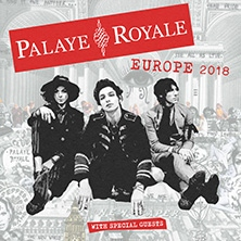 Palaye Royale + Support: The Haunt in Berlin, 24.09.2018 - Tickets -