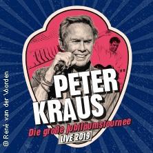 Peter Kraus - Die große Jubiläumstour - Live 2019 in WETZLAR * Rittal Arena Wetzlar