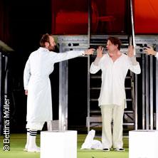Die Physiker - Stadttheater Aschaffenburg in ASCHAFFENBURG * Stadttheater Aschaffenburg,