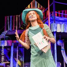 Pippi Langstrumpf - Theater Magdeburg in MAGDEBURG * Bühne im Schauspielhaus