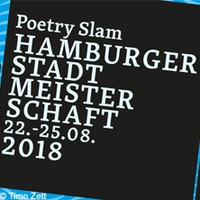 Poetry Slam | Hamburger Stadtmeisterschaft 2018
