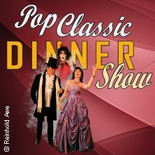 Pop Classic Dinner Show in RINTELN * Hotel Restaurant Schaumburger Ritter,