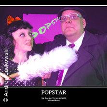 Popstar, bis dass der Ton sie scheidet präsentiert vom Theaterhotel in CHEMNITZ * Schlosshotel Klaffenbach,