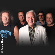 Procol Harum in Magdeburg, 19.10.2018 - Tickets -