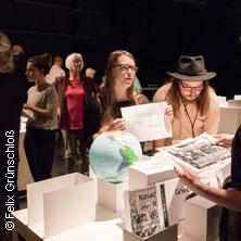 Das Publikum - Badisches Staatstheater Karlsruhe in KARLSRUHE * Insel-Theater,