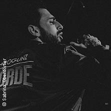 Punch Arogunz: Eine geht noch Tour 2018 in FRANKFURT / MAIN * Nachtleben