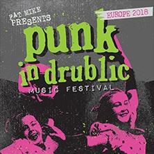 Festivals: Punk In Drublic Music Festival - Europe 2018 Karten