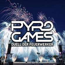 Pyro Games 2019 - Duell der Feuerwerker in MAGDEBURG * Elbauenpark Magdeburg