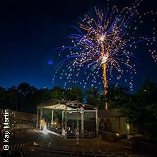 Pyro Masters 2018 -Das Feuerwerksfestival in ZWICKAU * Freilichtbühne Schwanenteich,