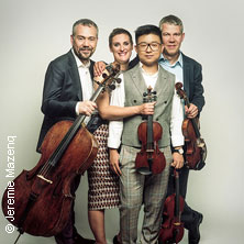 Quatuor Diotima in ESSEN * Alfried Krupp Saal,
