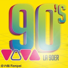 Radio RSG Viva La 90er Party in SOLINGEN, 10.11.2018 - Tickets -