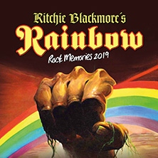 Rainbow - plus Support in München, 12.06.2019 - Tickets -