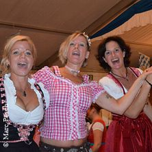 Ratinger Oktoberfest Im Erdinger-Zelt in RATINGEN, 14.09.2019 - Tickets -