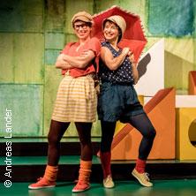 Raus aus dem Haus - Theater Magdeburg in MAGDEBURG * Podiumbühne im Opernhaus