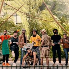 RebellComedy - Ausländer Raus! Aus dem Zoo in AACHEN * Eurogress Aachen,