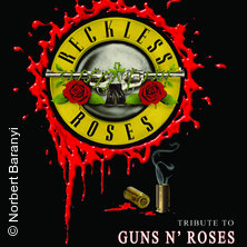 Reckless Roses Guns N Roses Tribute In Mannheim Am 28092018