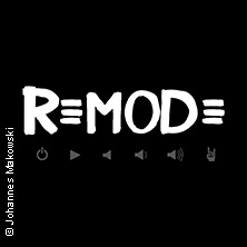 Remode - The Music Of Depeche Mode in SIEGBURG * KUBANA Live Club