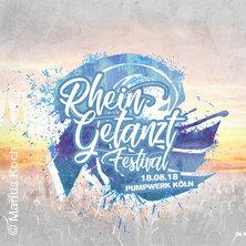 Rheingetanzt - Open Air Festival mit Jonas Blue in Köln, 17.08.2018 - Tickets -