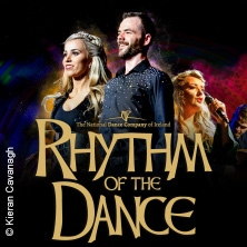 Rhythm Of The Dance - Celebrating 20 Years in FLENSBURG * Deutsches Haus,