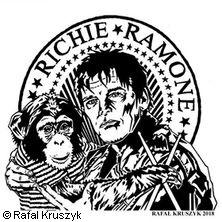 Richie Ramone - Europe 2019 in MANNHEIM * 7er Club,